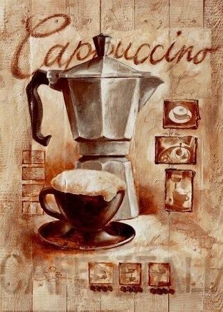 Картинки для декупажа кофе чай   прикольные001