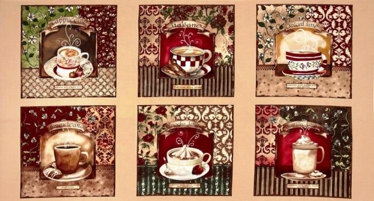 Картинки для декупажа кофе чай   прикольные003