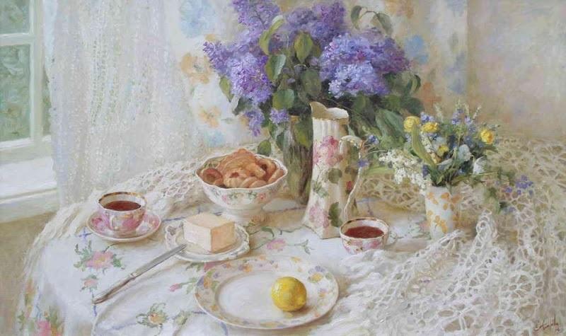 Картинки для декупажа кофе чай   прикольные006