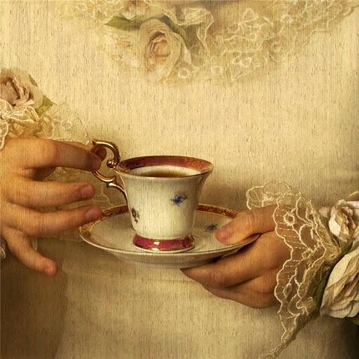 Картинки для декупажа кофе чай   прикольные015