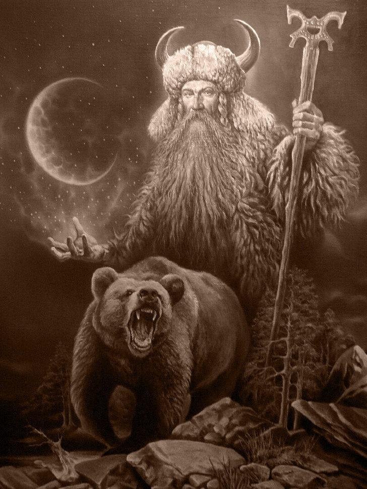 Картинки для декупажа медведи   классные012
