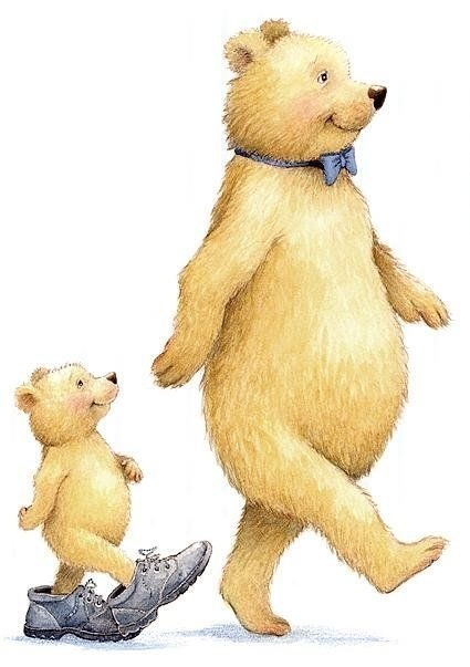 Картинки для декупажа медведи   классные014