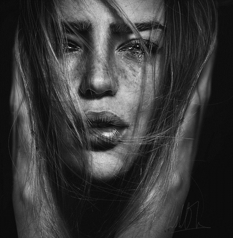 Картинки женщина в слезах   красивая подборка013