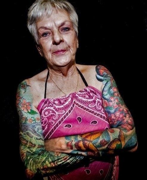 Картинки про бабушку   подборка фото023