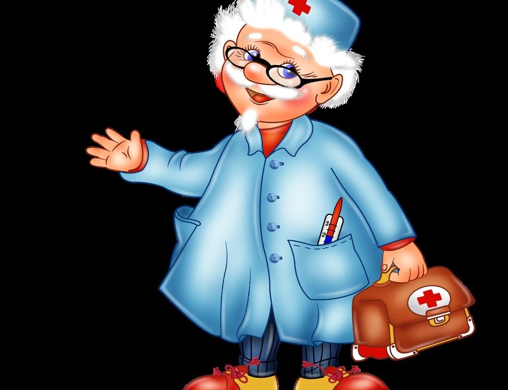 Картинки детей про докторов