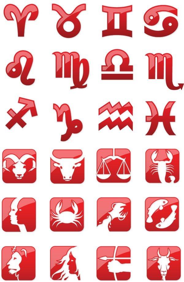 Картинки скачать бесплатно знаки зодиака   рисунки019