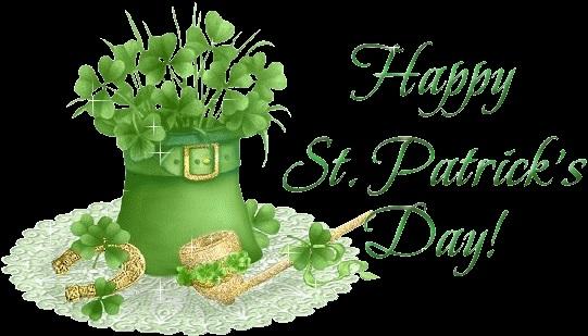 Картинки с днем Святого Патрика   подборка024