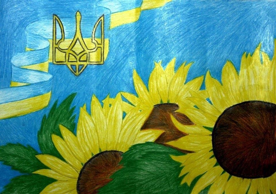 Портретом пушкина, украинские патриотические открытки