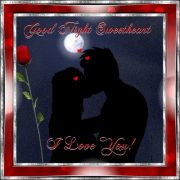 Картинки good night my husband   открытки018