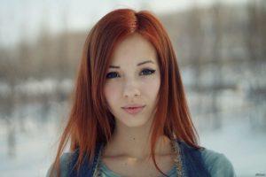 Красивые аватарки для девушек брюнеток   подборка020