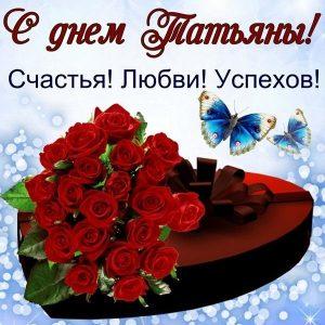 Красивые картинки с Татьяниным днем   красивые открытки002