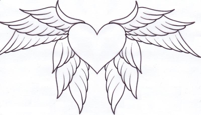 Легкие рисунки для срисовки карандашом016