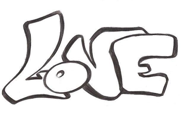 Легкие рисунки для срисовки карандашом017