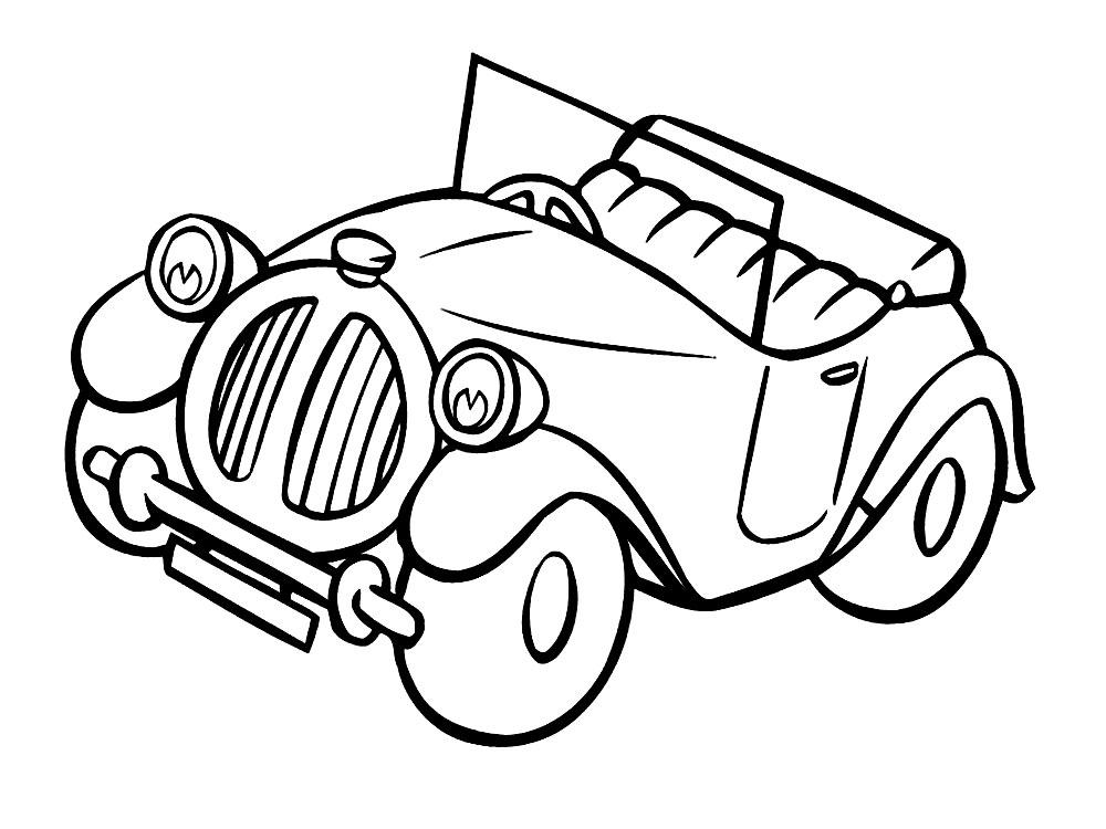Машинка рисунки детей