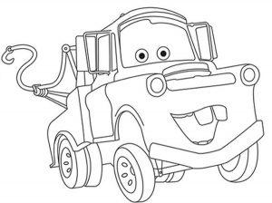 Машинки картинки для детей цветные   рисунки019