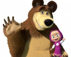 Миша из Маши и Медведя картинки014