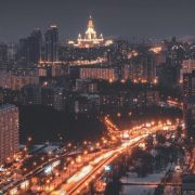 Москва ночная картинки   красивая подборка017
