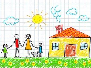Мы за счастливое детство рисунки   картинки020