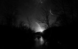 Ночь красивые картинки на рабочий стол016