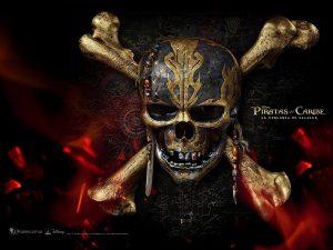 Обои Пираты Карибского Моря Мертвецы не рассказывают сказки011