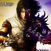 Обои Принц Персии два трона016