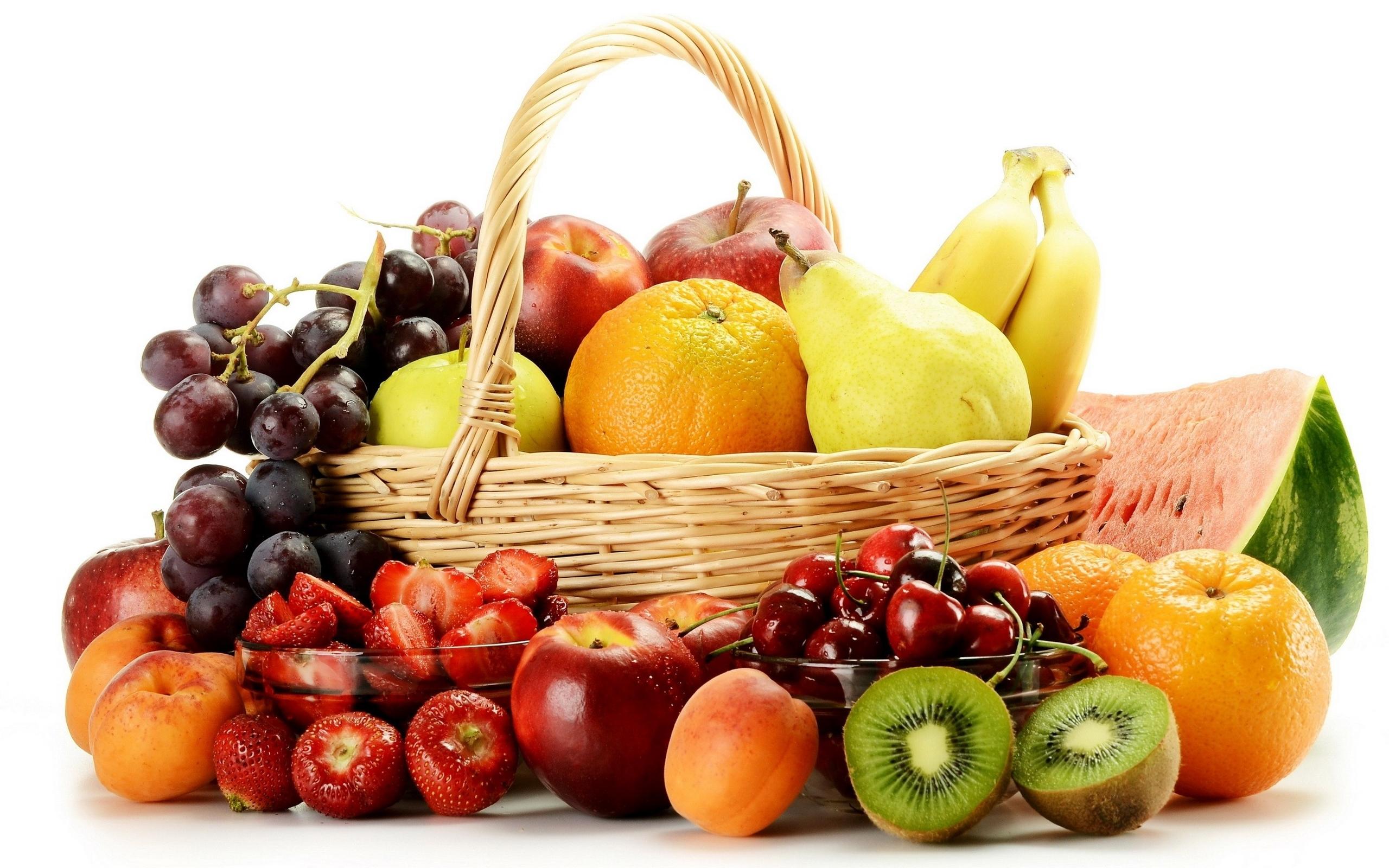 Обои для рабочего стола фрукты006