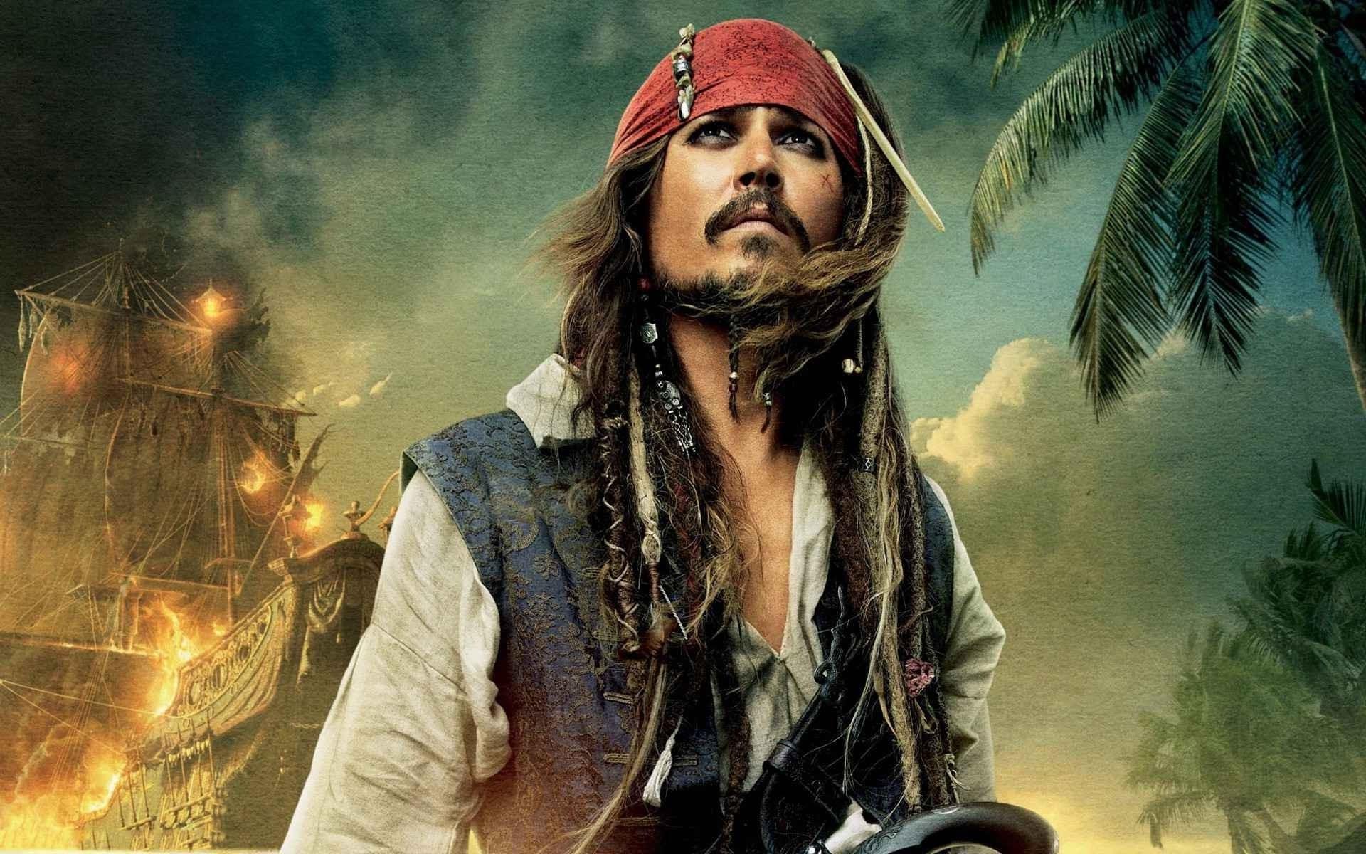 Обои пираты карибского моря на рабочий стол003