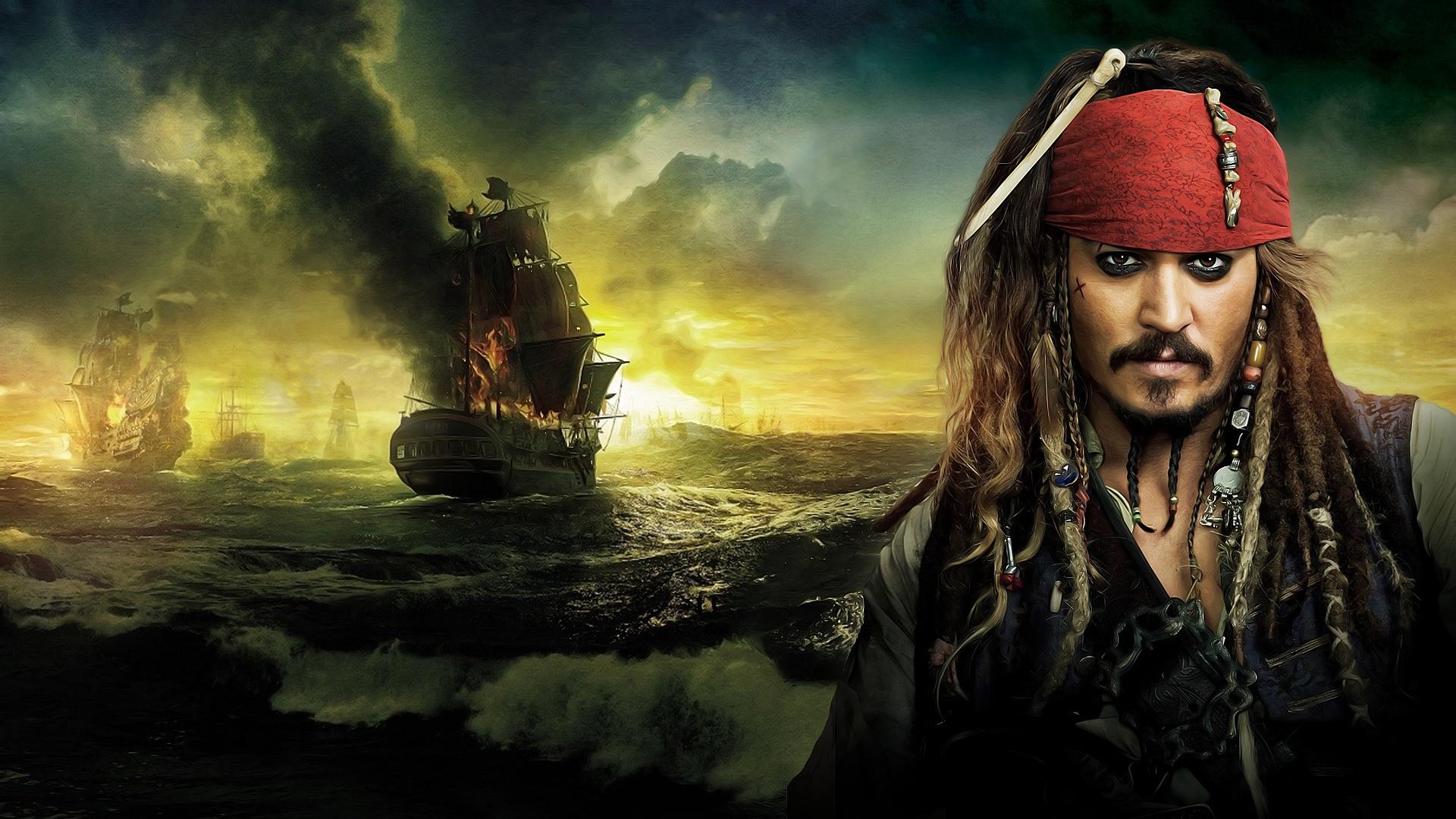 Обои пираты карибского моря на рабочий стол014