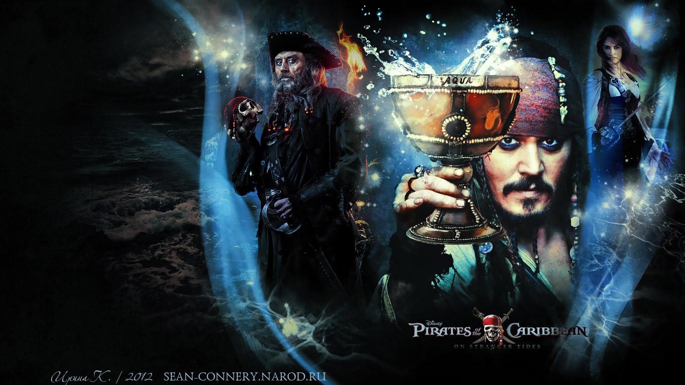 Обои пираты карибского моря на рабочий стол015
