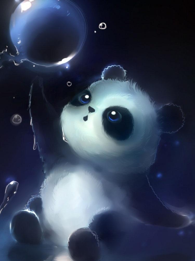 Панда скачать фото009