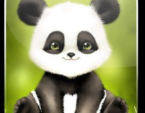 Панда скачать фото020