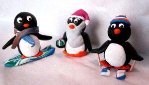 Поделки своими руками пингвины – подборка002