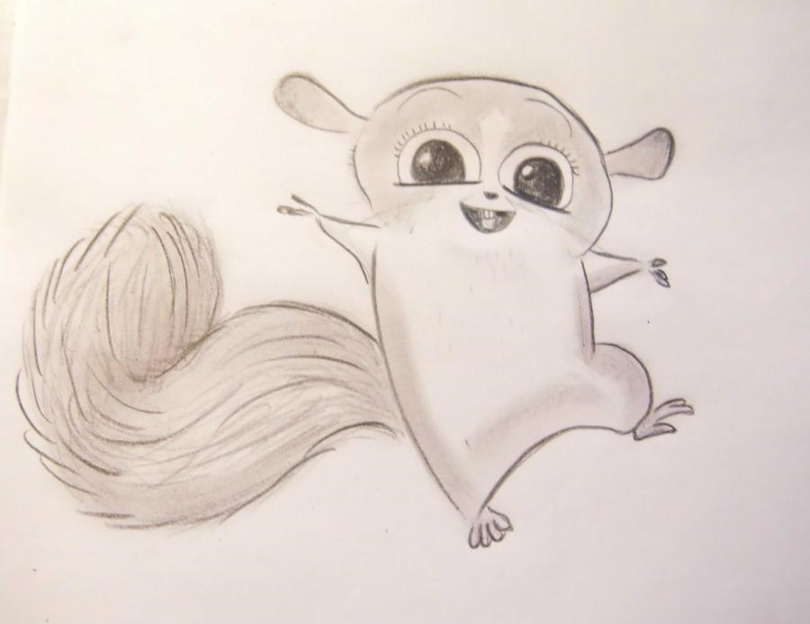 Простые рисунки для срисовки карандашом008
