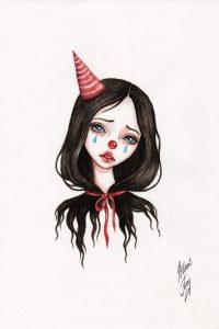 Рисунки Елены Шейдлиной единорог для срисовки   скачать002