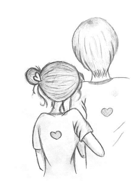 Рисунки для срисовки карандашом007