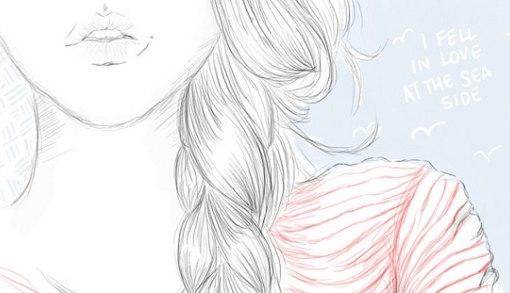 Рисунки для срисовки карандашом011