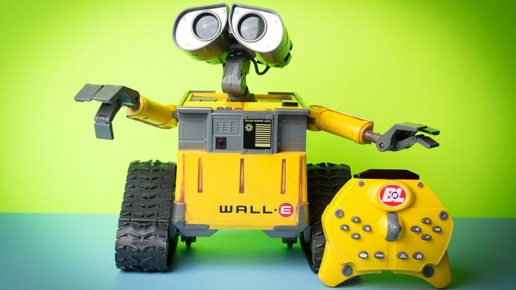 Робот Валли картинки   красивая подборка003