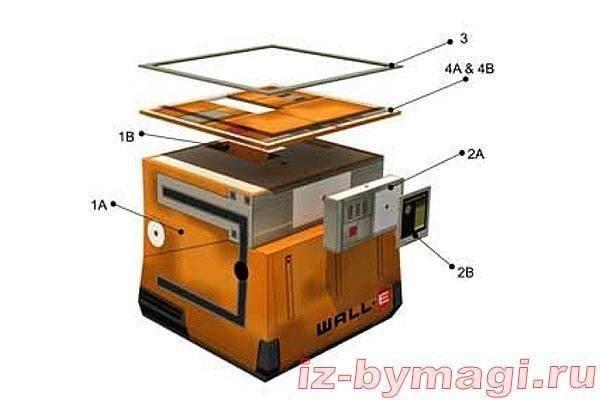 Робот Валли картинки   красивая подборка012