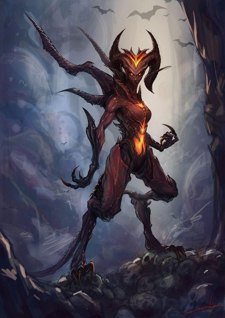 Скачать демона картинки   подборка (1)