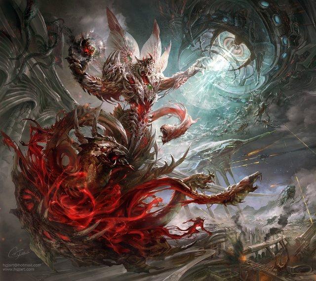 Скачать демона картинки   подборка (4)