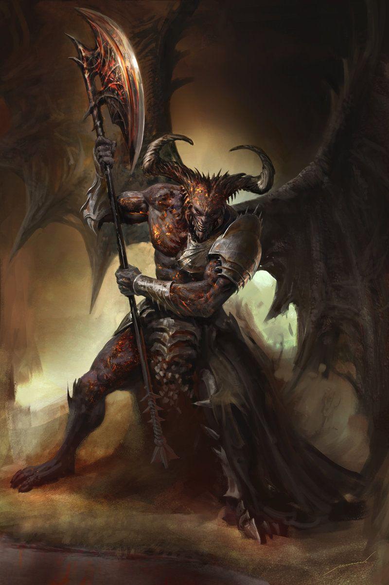 Скачать демона картинки   подборка (5)