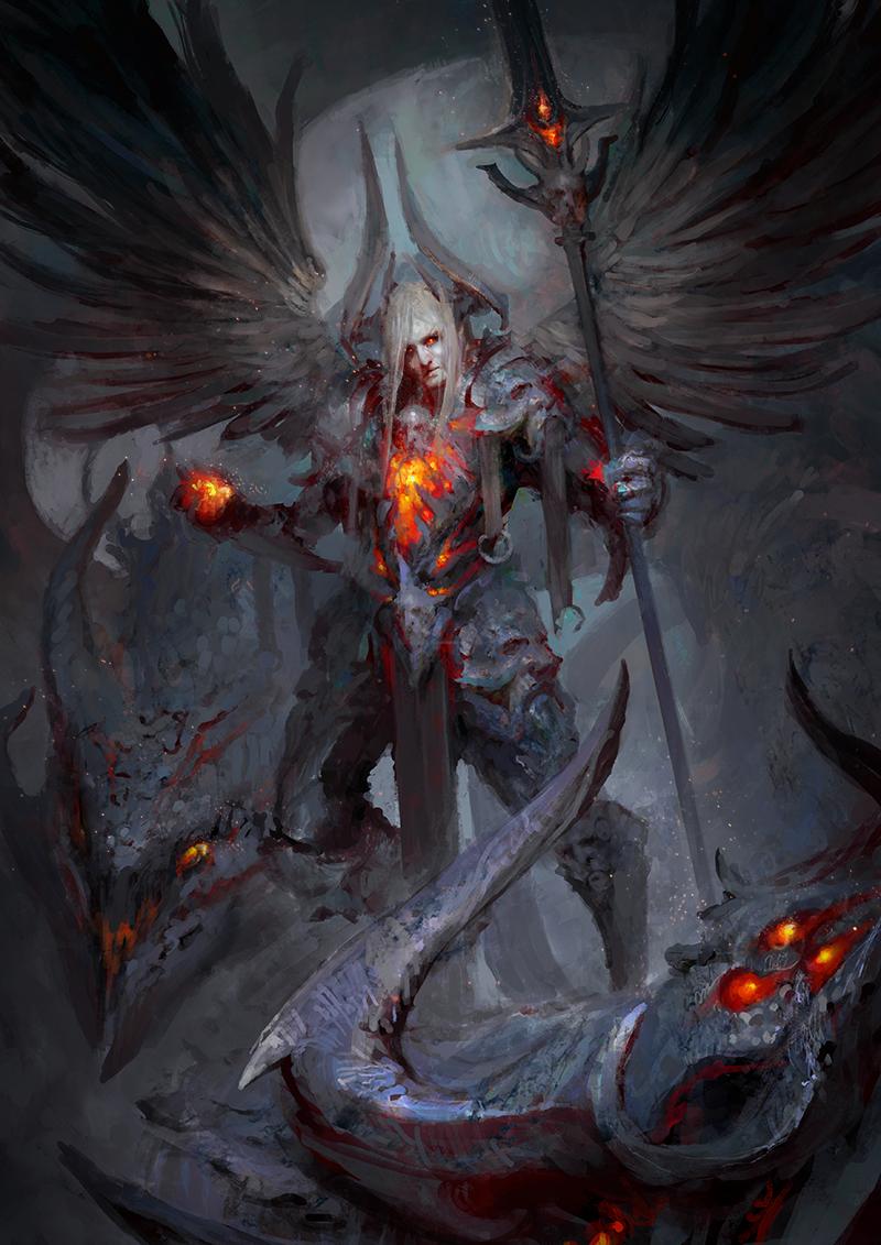 Скачать демона картинки   подборка (7)