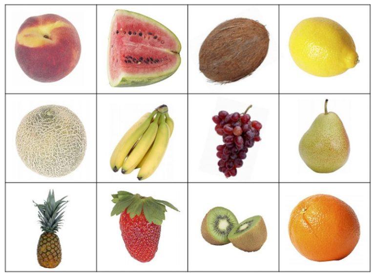 Картинки на тему фрукты для детей, рисунки велосипед