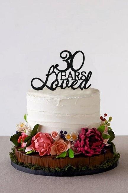 Торт на 15 годовщину свадьбы   красивый008