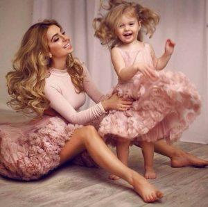 Фотосессии мама с дочкой   прикольные001