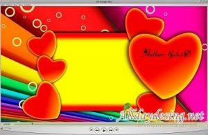 Фото сердца любви для фотошопа   заставка004