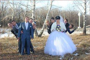 Фото с деревенских свадеб смешные – юморные020