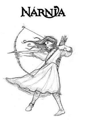 Хроники Нарнии рисунки   самые крутые013