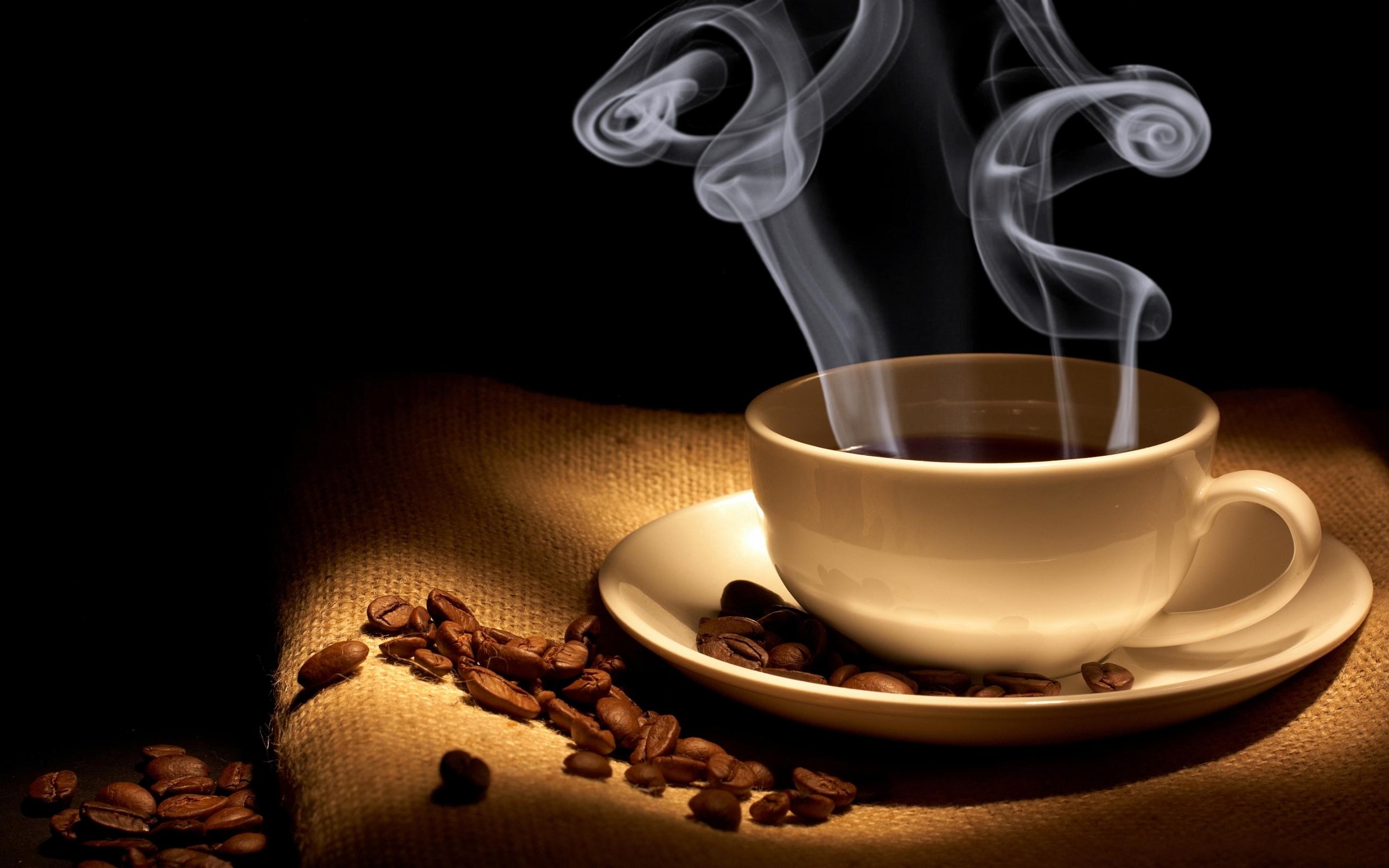 Чашка кофе обои001