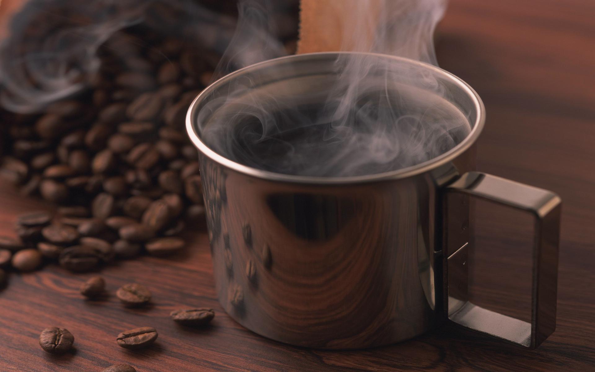 Чашка кофе обои002
